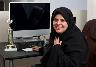 Hijab-programmer-woman