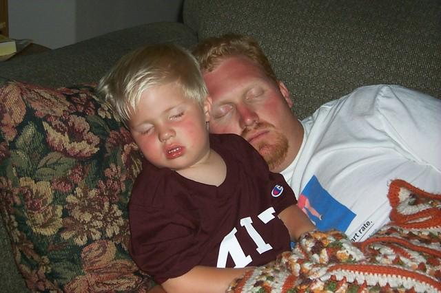 Frankandjacobsleeping